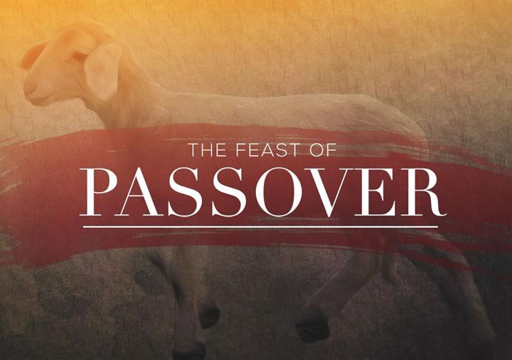 Feast of Passover: 13th - 20th Abib (Exodus 12: 18-20) 3